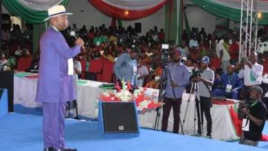 Photo of Desmond Akawor emerges Chairman of PDP in Rivers state.