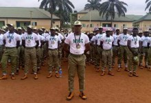 Photo of Covid-19: NYSC suspends ongoing Orientation Course