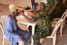 Photo of NAF commences medical outreach for communities attacked by bandits
