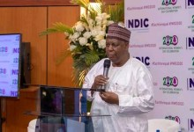 Photo of NDIC donates N1bn to Nigeria Govt to combat Covid-19 pandemic