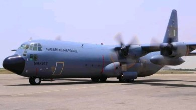 Photo of NAF at 56:We'll continue dealing with threats to peace in Nigeria- CAS
