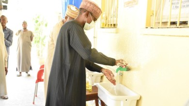 Photo of Covid-19: FCT Minister Inspects Health Facilities.