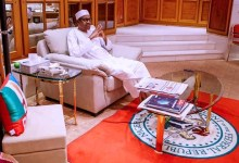 Photo of We ask Nigerians once more to observe restrictions- Buhari