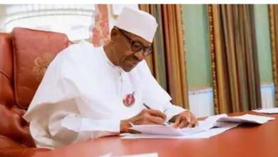 Photo of President Muhammadu Buhari seeks fresh $5.513bn loan