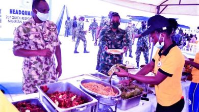 Photo of Eid-el-Fitr: Give bandits no breathing space – CAS charges troops