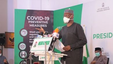 Photo of COVID-19: Comply with non-pharmaceutical measures- PTF tells Nigerians