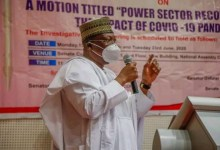 Photo of We want steady, regular supply of power- Lawan charges committee