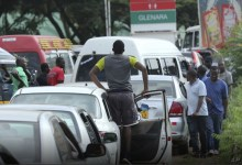 Photo of Zimbabwe increases fuel prices again after first Forex auction