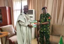 Photo of NYSC: DG seeks Minister's support on borehole in Gombe, other centres