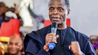 Photo of COVID-19: Nigeria revenues fell by over 40% – Osinbajo