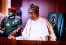 Photo of Sallah: Buhari to shun homage, warns against large gatherings