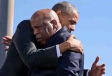 Photo of Obama mourns US Congressman, Civil Rights icon, John Lewis