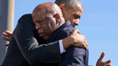 Photo of Obama mourns US Congressman, Civil Rights icon, John Lewis