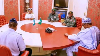 Photo of Presidency reacts to call on Service Chiefs resignation by Senate