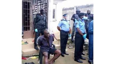 Photo of Notorious kidnapper and serial killer nabbed by police