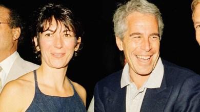 Photo of Ghislaine Maxwell, ex-girlfriend of Jeffrey Epstein arrested