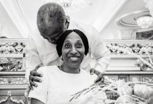 Photo of Nigerian Vice President celebrates wife's birthday in style