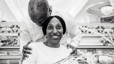 Photo of Nigerian Vice President celebrates wife's birthday in style