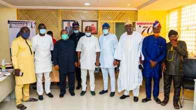 Photo of Eid-il Kabir: Tegbe Visits De-Damak, Ajimobis, Ibadan Elders