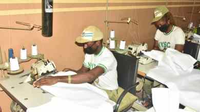 Photo of NYSC: Imbibe dignity of labour – DG charges Corp members