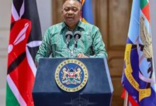 Photo of President Uhuru Kenyatta cracks whip in ministries