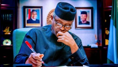Photo of COVID-19: We'll focus on saving jobs, create new ones, says Osinbajo