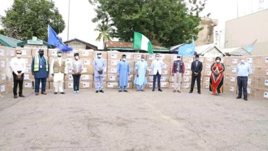 Photo of COVID-19: FG receives N26bn worth of medical supplies from EU