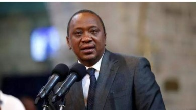 Photo of Bar owners appeal to Uhuru ahead of Thursday's speech.
