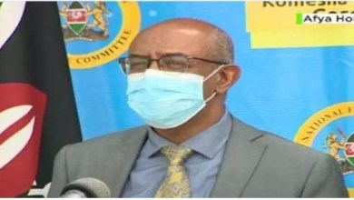 Photo of 5 more succumbs to covid-19 in Kenya