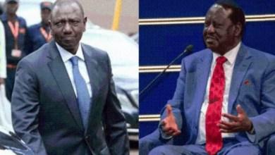 Photo of Blow to Raila as Kajwang supports Ruto