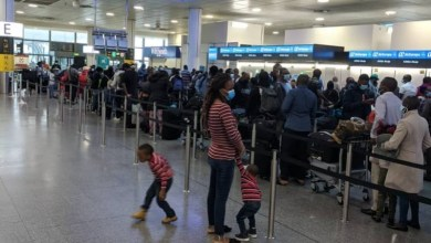 Photo of Another 296 Stranded Nigerians arrives Abuja from London