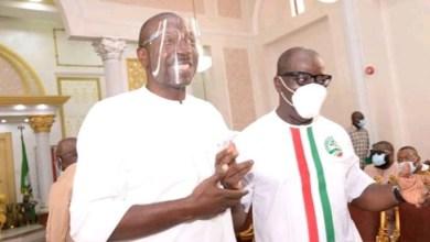 Photo of Edo election: I'll never encourage violence, says Obaseki