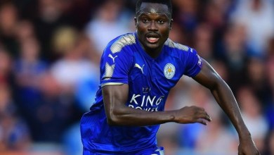 Photo of Amartey thanks fans for their support