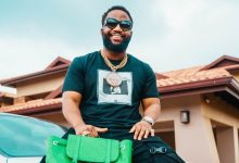 Photo of SA rapper Cassper Nyovest and girlfriend welcome baby boy