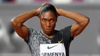 Photo of Semenya may never compete unless she takes hormone reducing drugs