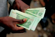 Photo of Zimbabwe dollar strengthens against USD, again
