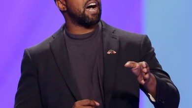 Photo of 'Buy land'- Kanye dishes investment advice