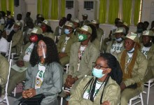 Photo of Edo Guber: Abide by electoral laws, NYSC advises Corp members