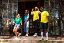Photo of Sundowns unveils the official fan-wear for the 2020/21 season