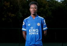 Photo of Kamal Sowah signs long-term contract with Leicester City