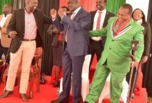 Photo of MP ditches UHURU'S camp and joins RUTO