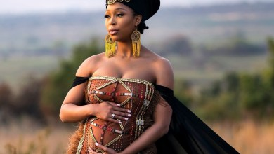Photo of 'We're having a baby'- Minnie Dlamini Jones announces