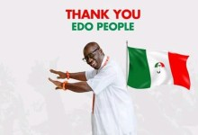 Photo of Edo: Buhari salutes election process, hails Obaseki's victory