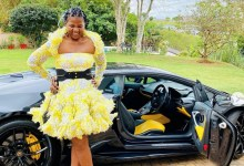 Photo of Socialite Shauwn Mkhize declares war on the taxman