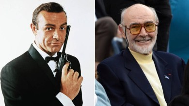 Photo of James Bond star, Sean Connery dies at 90