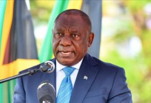 Photo of COVID-19: South African President embarks on self-quarantine