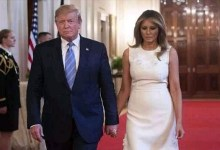 Photo of COVID-19: Buhari wishes US President Trump, wife quick recovery