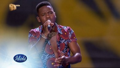 Photo of SA Idols: Mr Music survives elimination to deliver great performance