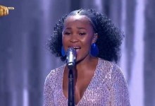 Photo of SA Idols: Zama's stunning performance