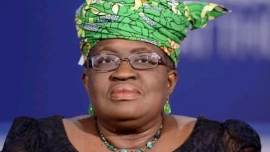 Photo of Okonjo-Iweala, South Korean battles for WTO Leadership